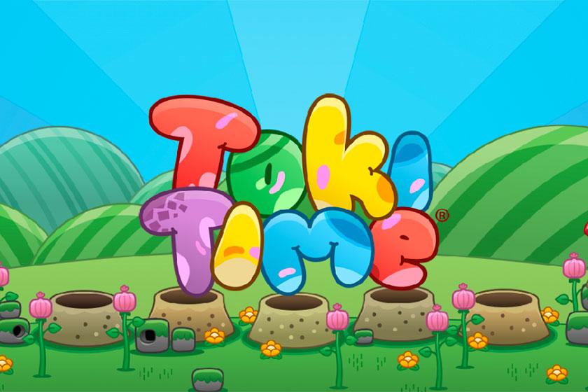 игровой автомат онлайн Toki Time