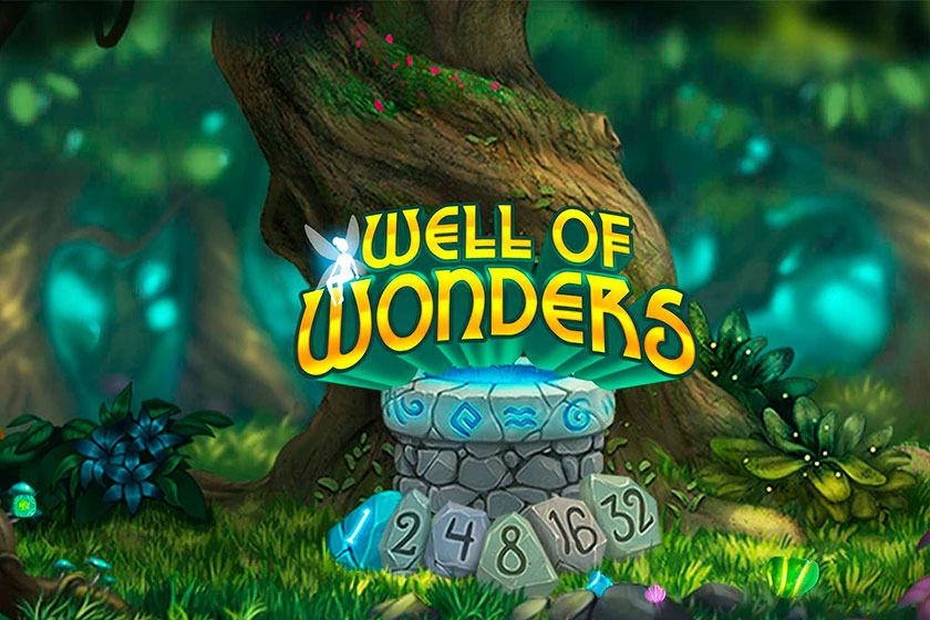 игровой автомат онлайн Well of Wonders
