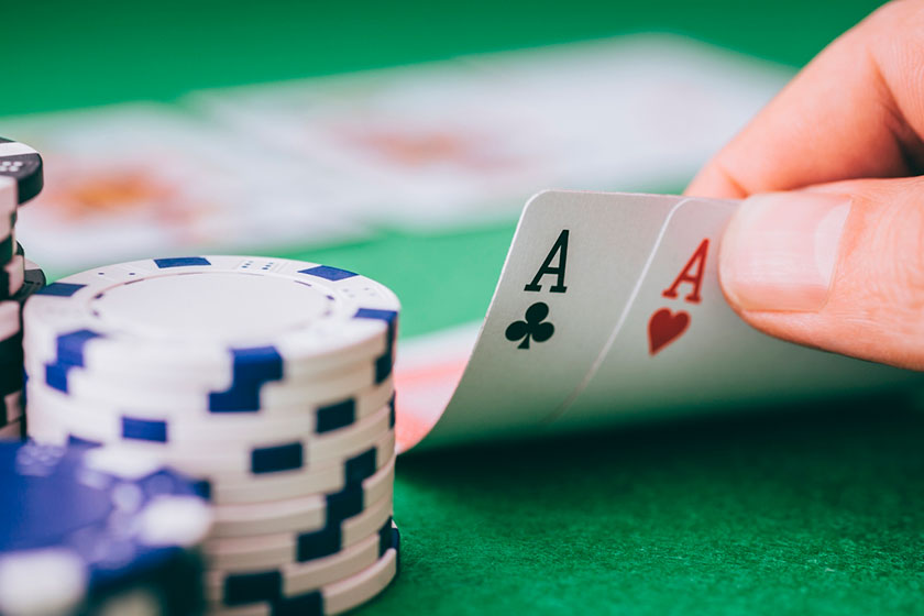 как научиться играть в онлайн покер