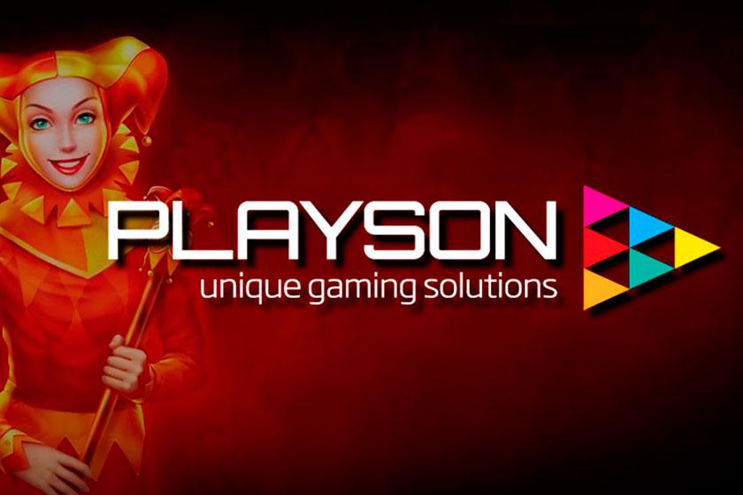 производитель игровых автоматов Playson