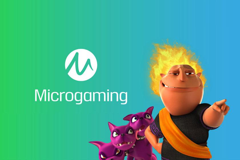 игровые автоматы Microgaming